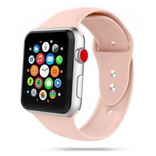 Tech-Protect ICONBAND sportowy pasek do Apple Watch (42/44mm) PINK SAND