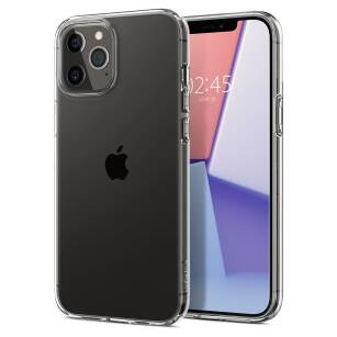 Spigen Liquid Crystal etui do iPhone 12 Pro Max CRYSTAL CLEAR