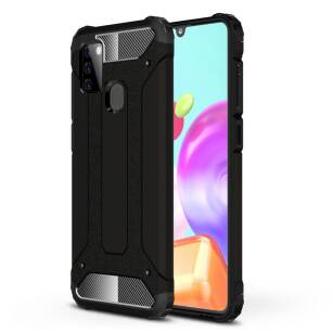 Tech-Protect XArmor etui na Galaxy A21s BLACK