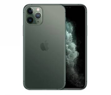 Telefon Apple iPhone 11 Pro Max 256 GB Midnight Green kl. A
