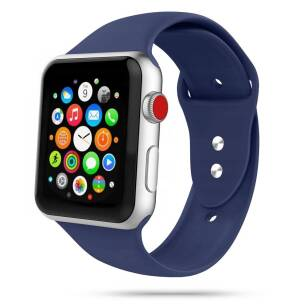 Tech-Protect ICONBAND sportowy pasek do Apple Watch (38/40mm) MIDNIGHT BLUE