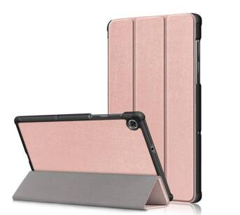 Tech-Protect Smartcase etui do Lenovo Tab M10 Plus 10.3 TB-X606 ROSE GOLD