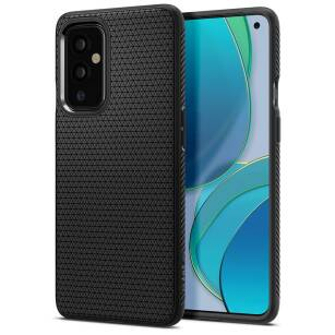 Spigen Liquid Air etui do OnePlus 9 MATTE BLACK