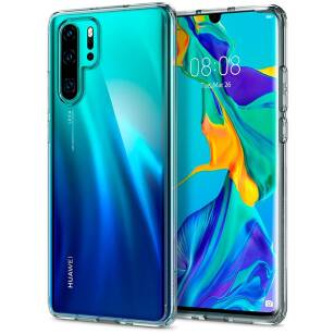 Spigen Ultra Hybrid etui do Huawei P30 Pro CRYSTAL CLEAR