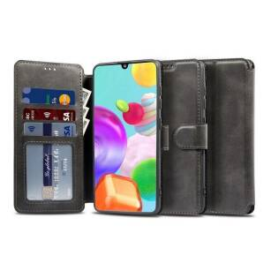 Tech-Protect Wallet etui do Samsung Galaxy M31s BLACK