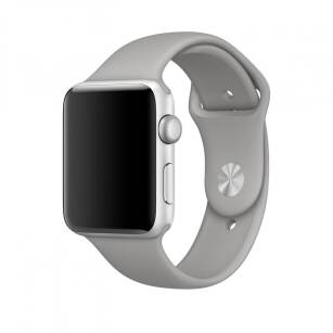 Tech-Protect SMOOTHBAND opaska na Apple Watch (42/44mm) FOG