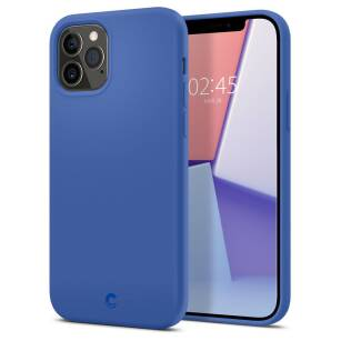 Spigen Cyrill Silicone etui do iPhone 12 Pro Max NAVY