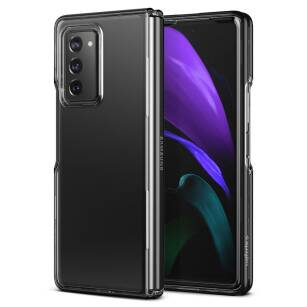Spigen Ultra Hybrid etui do Samsung Galaxy Z Fold 2 MATTE BLACK