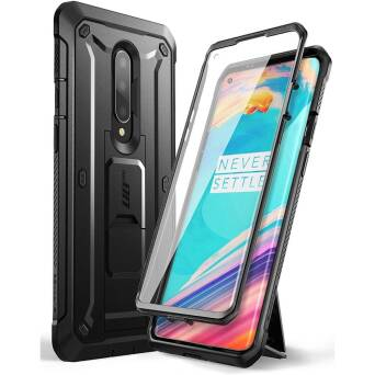 Supcase Unicorn Beetle Pro etui do OnePlus 8 BLACK