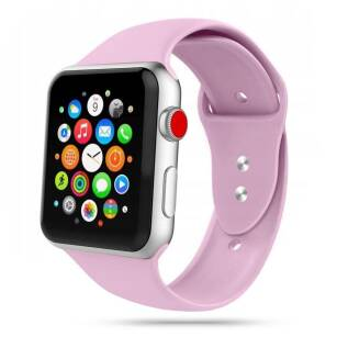 Tech-Protect ICONBAND sportowy pasek do Apple Watch (38/40mm) VIOLET