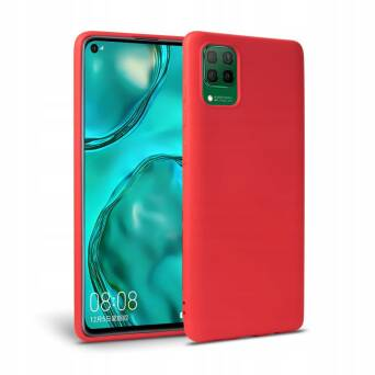 Tech-Protect Icon etui na telefon Huawei P40 Lite RED