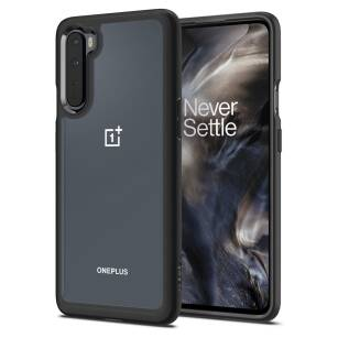 Spigen Ultra Hybrid etui do OnePlus Nord BLACK