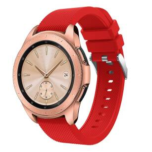 TECH-PROTECT SMOOTHBAND pasek SAMSUNG GALAXY WATCH 42MM RED