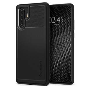 Spigen Rugged Armor etui do Huawei P30 Pro BLACK