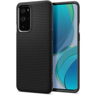Spigen Liquid Air etui do OnePlus 9 Pro MATTE BLACK