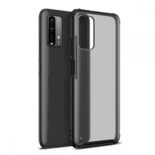 Tech-Protect HybridShell etui do Xiaomi POCO M3 FROST BLACK