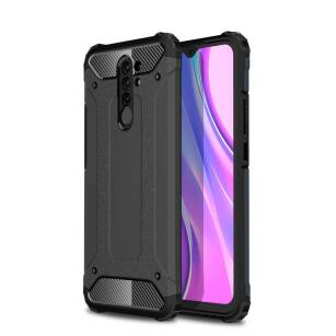 Tech-Protect XArmor etui do Xiaomi Redmi 9 BLACK